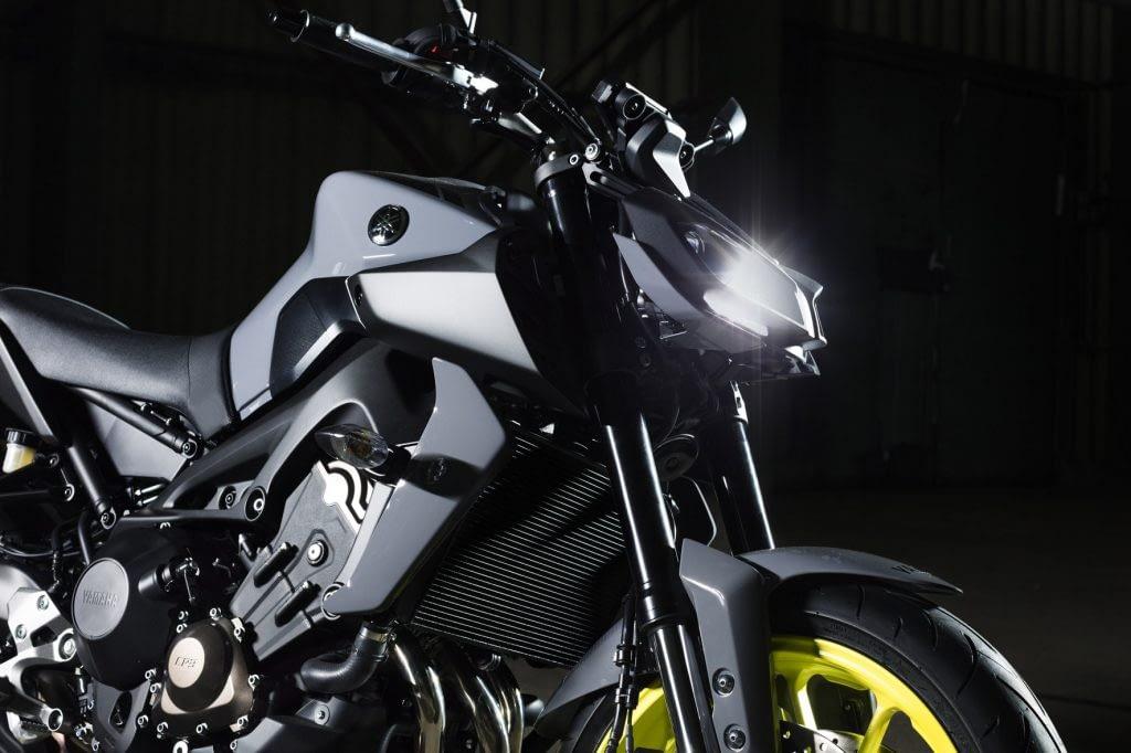 Yamaha MT-09 2020 tem design novo e mais eletrônica…